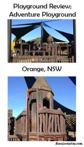 Playground Review Orange NSW Barefoot Play